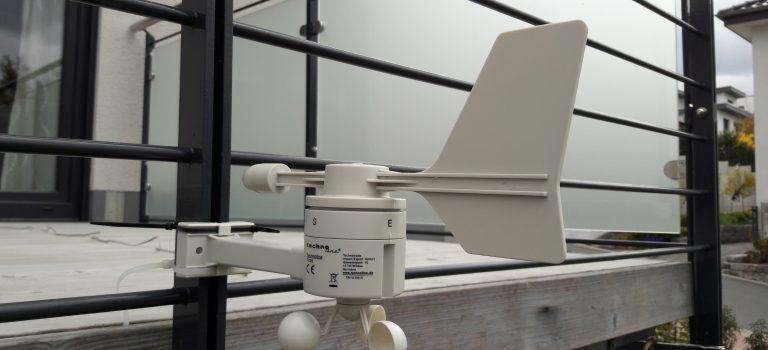 Windsensor TX20 mit ESP8266